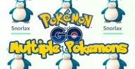 Multi Pokemons