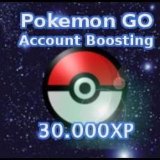 Pokemon GO Erfahrung 30000