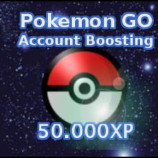 Pokemon GO Erfahrung 50000