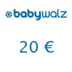 20€ Baby-Walz Gutschein