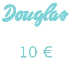 10€ Douglas Gutschein