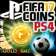FIFA17 Coins - PS4 Spielerkauf 9x 10.000