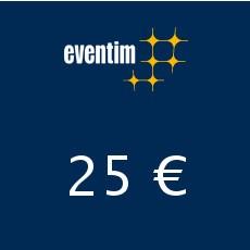 25€ Eventim.de Gutschein