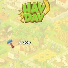 HayDay Hammer Paket 100