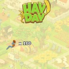 HayDay Handbohrmaschine Paket 100