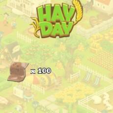 HayDay Kartenteil Paket 100