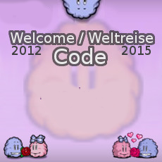 90 X Abo Welcome 2012 Smileycode ODER Weltreise Code 2015/2016