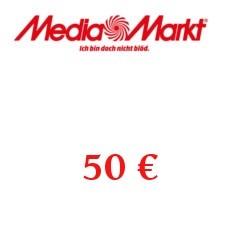 50€ Media Markt Gutschein