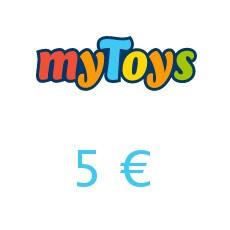 5€ MyToys Gutschein