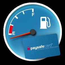 Accountguthaben per paysafecard aufladen