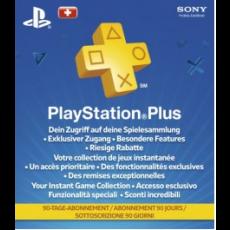 Playstation Plus 90 Tage CH - nur für Schweiz!