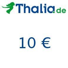 10€ Thalia Gutschein