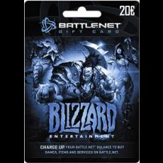 20€ Battle.net Guthaben