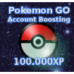 Pokemon GO Erfahrung 100000