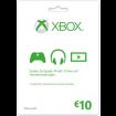 10€ Xbox Geschenkkarte