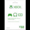 50€ Xbox Geschenkkarte