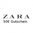 50€ ZARA Guthabencode