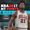 NBA 2K17 Playstation 4 MT Points