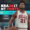 NBA 2K17 XBOX One MT Points