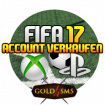 1x FIFA17 Account verkaufen XBOX One für 17.000 Coins