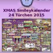 XMAS Smileykalender 24 Türchen 2015
