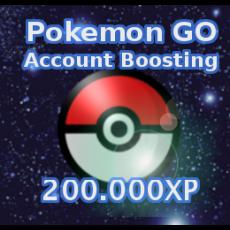 Pokemon GO Erfahrung 200000 Aktionspreis!