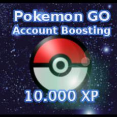 Pokemon GO Erfahrung 10000