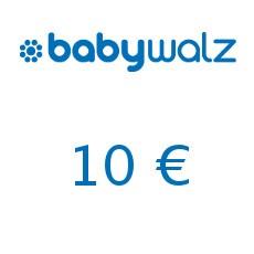 10€ Baby-Walz Gutschein