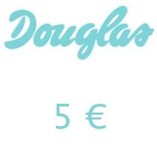 5€ Douglas Gutschein