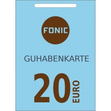 20€ Fonic Guthabencode