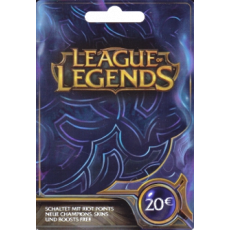20€ League of Legends