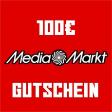 100€ Media Markt Gutschein