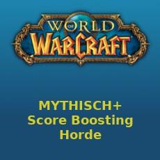 Mythisch+ Score Boosting Horde