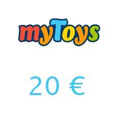 20€ MyToys Gutschein