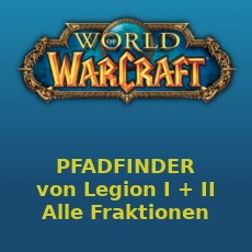 Pfadfinder von Legion 1+2 - Alle Fraktionen