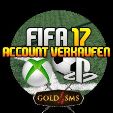 1x FIFA18 Account verkaufen PS4 für 24.500 Coins