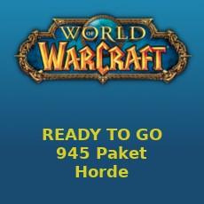 Ready to go 945 Paket Horde