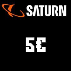 5€ Saturn Gutschein