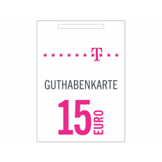 15€ Telekom Guthabencode
