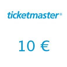 10€ Ticketmaster.de Gutschein