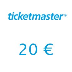 20€ Ticketmaster.de Gutschein