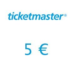 5€ Ticketmaster.de Gutschein