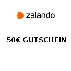 50€ Zalando Gutschein