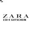 150€ ZARA Guthabencode
