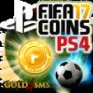 FIFA17 Coins - PS4 Coins per Spielerkauf