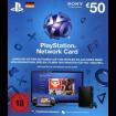 50 Euro Playstation Network Card DE