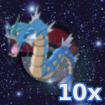 Pokemon 10x Garados