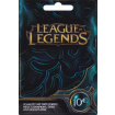 10€ League of Legends - 1380 Riot Points