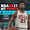 NBA 2K17 Playstation 4 MT Points